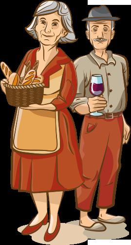 Nonna e Nonno